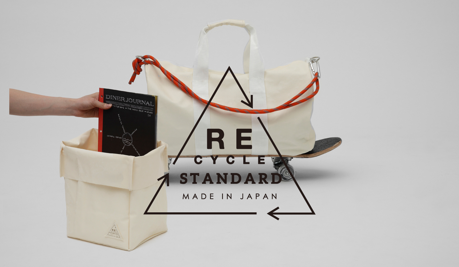 RECYCLE STANDARD MADE IN JAPAN